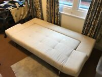 Sofa / bed - mint condition £40