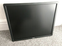 """Dell P1914Sf 12"""" monitor, never used"""