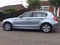 BMW 1 Series 118 D SE spec - £30 tax - low mileage