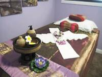 Special offer foot massage £25 Thai massage by sandy