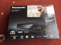 Panasonic DMP-UB300EBK 4K Upscaling 4K Ultra HD Blu-ray Player 1080p Upscaling