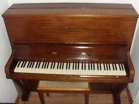 octave upright piano
