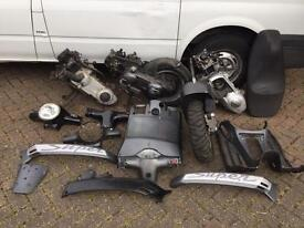 Piaggio Vespa gt gts 125 parts or Job lot