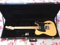 Electric Guitar Hard Case. Fender Stratocaster Telecaster Gibson Squier Gigbag Gig Bag Hardcase