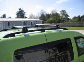 Caddy Roof Bars