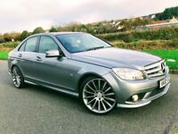 ***2010 Mercedes C200 CDI SPORT BLUE-CY AUTO DRIVE THIS CAR AWAY TODAY FOR ONLY £43 A WEEK***