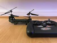 R/C HELICOPTER FULL 3D FLIGHT