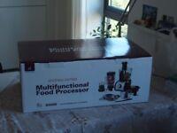 Food Processor Andrew James Multifunctional
