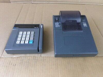Verifone Tranz 330 Credit Card Terminal With Printer