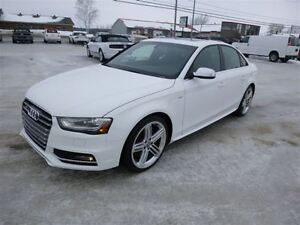 2014 Audi S4 3.0 SUPERCHARGE AWD