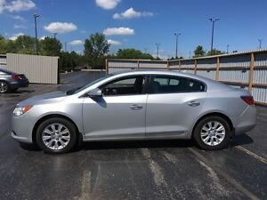 2012 Buick LaCrosse V6/BLUETOOTH/POWER SEAT
