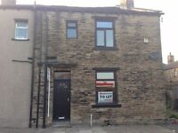 *NO DEPOSIT* DSS Welcome - 1 Bedroom Terrace - 1 Moorcroft Drive, BD4 6NJ