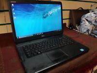 Dell Inspiron 3520 Laptop, intel core i3 cpu, 6GB RAM, 700GB HDD, 15.6 inch screen