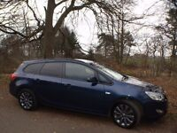 Vauxhall Astra 1.4i 16V Exclusiv 5dr Estate sports tourer - £4375 price reduced