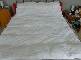 King-size Mattress Topper - made from Hungarian Goose Down