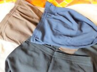 3 pr ladies trousers size 14