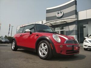 2006 MINI Cooper Classic CLEAN COUPE, ONLY 178,000KMS