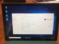 Microsoft Surface pro 4 i7/16gb/1tb
