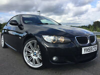 2009 BMW 3 SERIES 2.0 320d M SPORT HIGHLINE 2dr