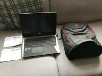 ROG G752V gaming laptop.
