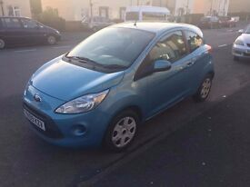 Ford KA Plus 1.2L 65000 Miles, 11 Months MOT, New Tyres £30 Tax, Cheap to run