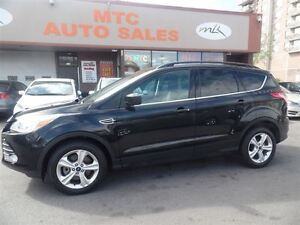 2014 Ford Escape SE, 4X4, BACKUP CAM, ECO BOOST