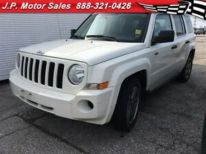 2008 Jeep Patriot Sport, Automatic, 4x4