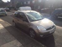 FORD FIESTA / LOW MILEAGE / SERVICE HISTORY / CLEAN AND EXCELLENT DRIVE £795