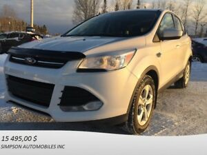 2013 FORD ESCAPE AWD SE