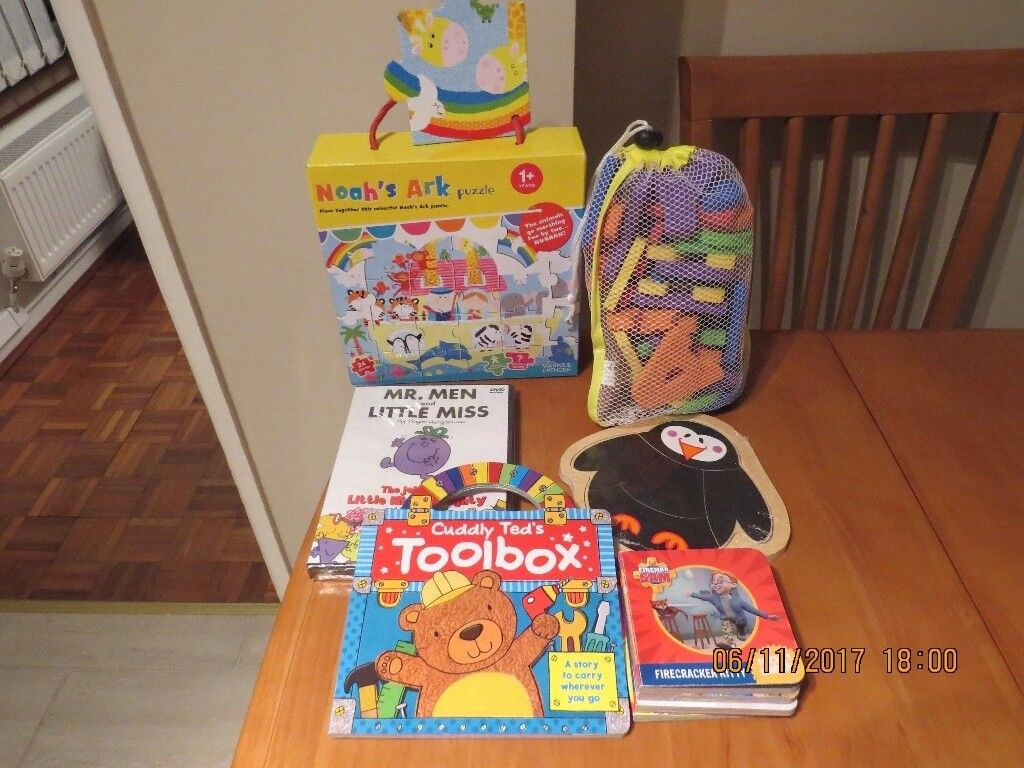 Toddlers Early Learning Bundle