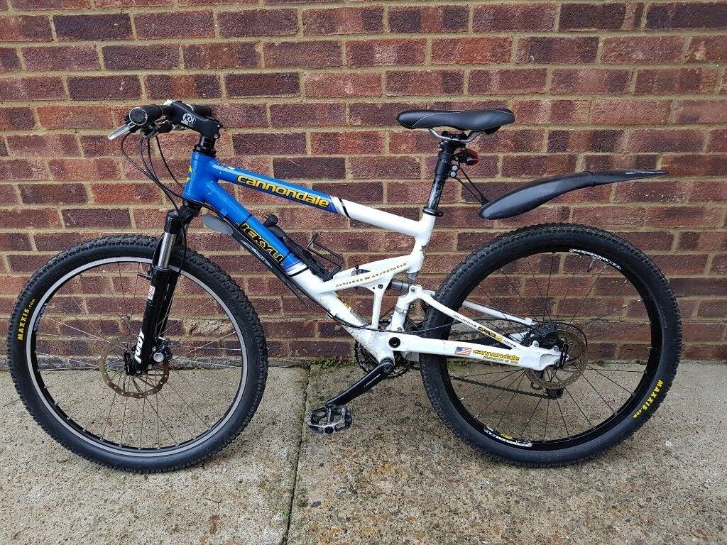 Cannondale Jekyll Full Suspension Mountain Bike In Woking Surrey