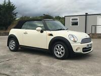 2012 MINI COOPER DIESEL **ONLY 30k MILES** CONVERTIBLE not mini one