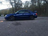Subaru Impreza wrx (swap px ) Stunning