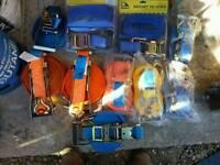 Ratchet straps