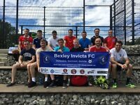 Bexley Invicta FC football team - new players wanted!!