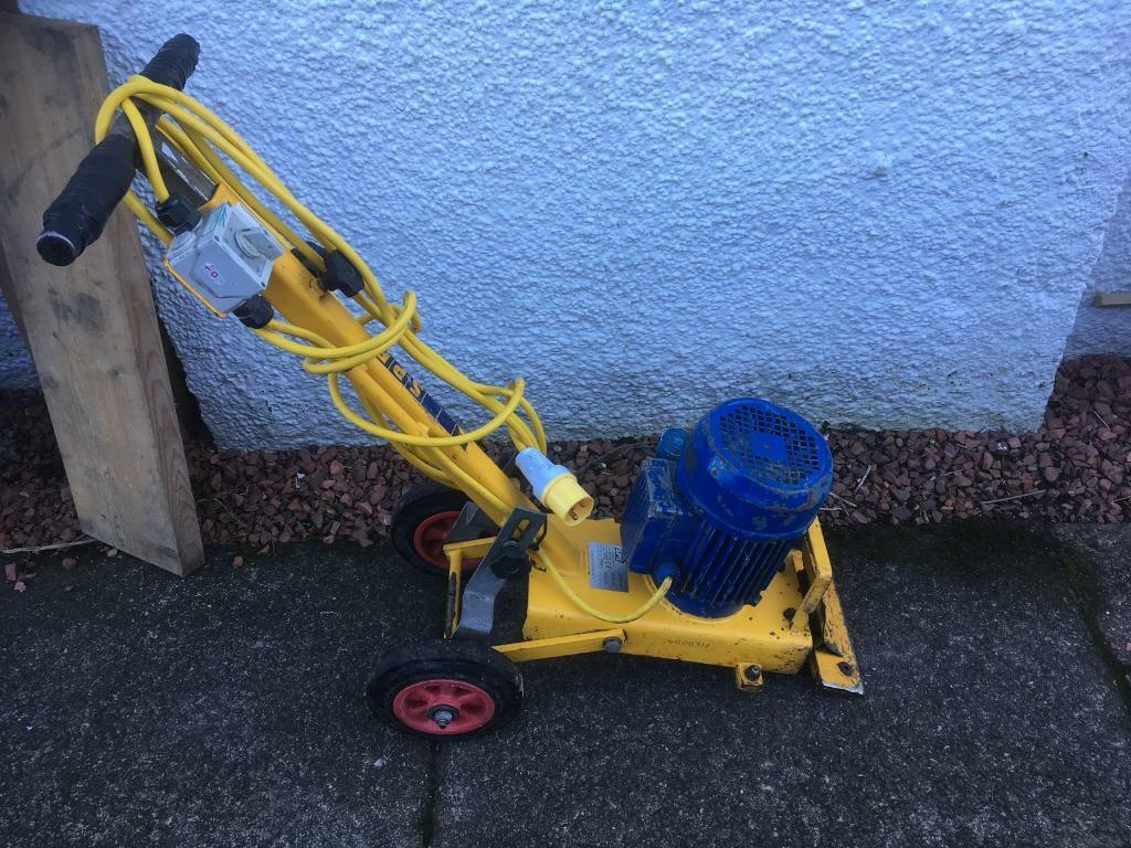 Spe 230 Tile Lifter Or Carpet Lifter Bully Machine In