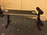 Domyos BA120 Abs Workout Bench £20
