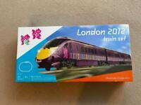 London 2012 hornby electric train set