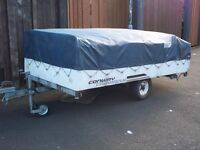 Trailer Tent in good and waterproof condition