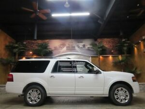 2011 Ford Expedition Max -----LIMITED, NAV, 8 PASS, LOW KMs-----