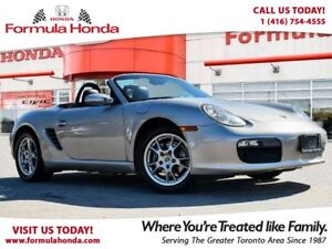 2006 Porsche Boxster MINT CONDITION | HEATED SEATS | LOW KM!!