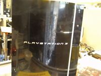 SONY PS3 80GB CONSOLE
