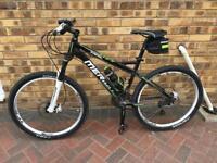 MERIDA TFS trail 100 mountain bike