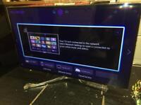 "Samsung 3D 48"" smart LED TV wi-fi Warranty Free Delivery"