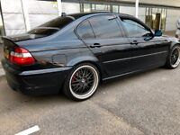 BMW 330D Msport Fully Loaded