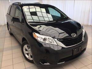 2016 Toyota Sienna LE: Accident Free, 8 Passenger, New Brakes.