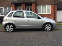 2005 Vauxhall Corsa 1.4 12v 5doors