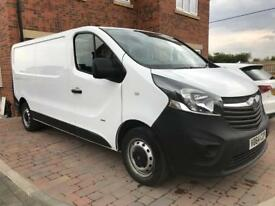 2014 Vivaro 1.6 6 speed LWB Very clean and tidy NO VAT