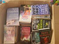 Books mixed authors