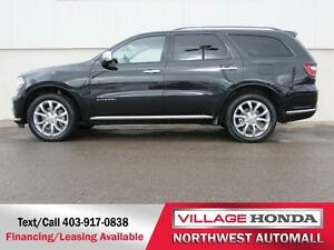 2016 Dodge Durango Citadel V8 Hemi AWD | No Accidents |